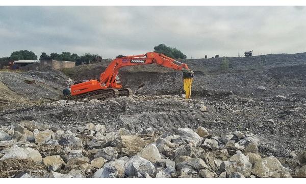 Quarry Stripping