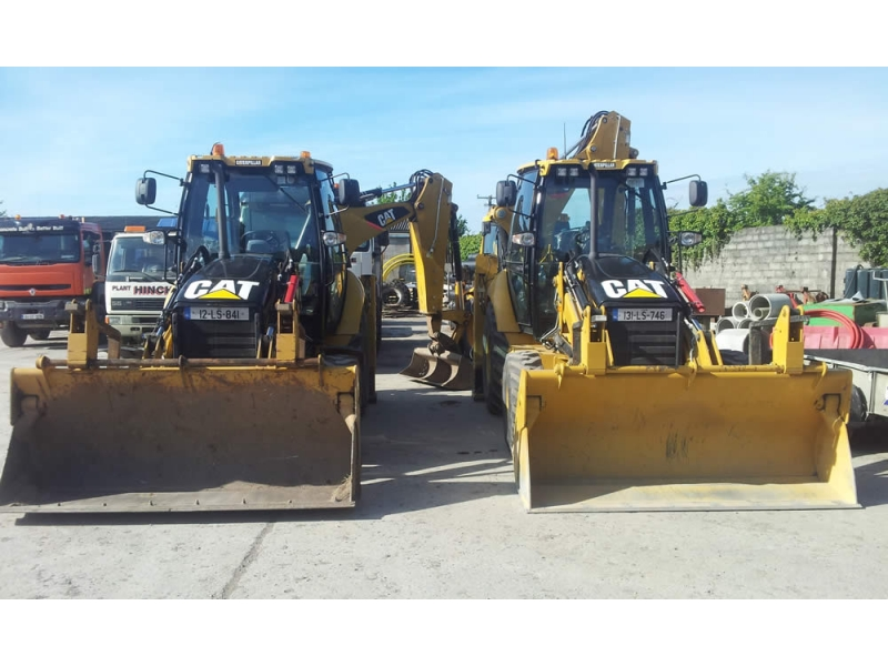 Plant Hire Machinery