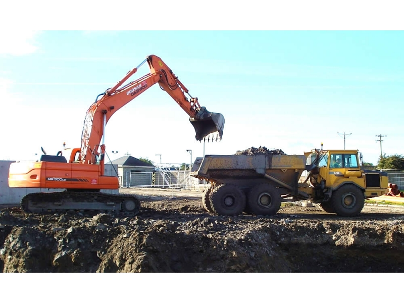 Plant Machinery Hire in Ireland